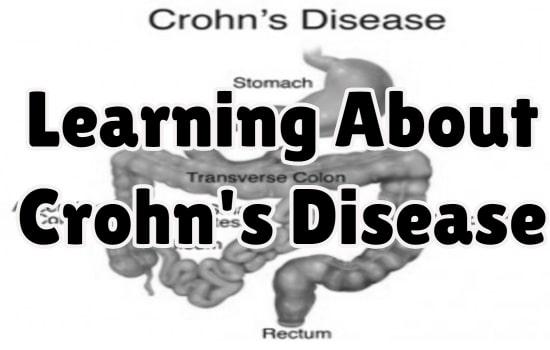 Learning About Crohn's Disease As a Sunday School Teacher
