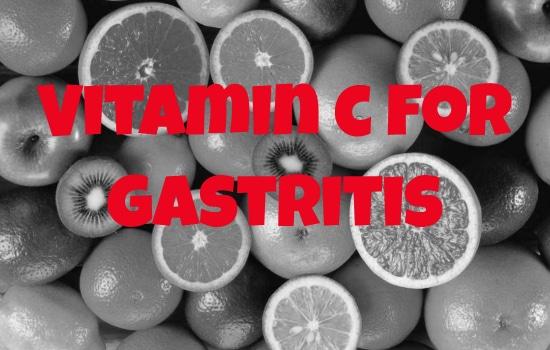 Can Vitamin C Help Cure Gastritis? – Gastroenterologists In